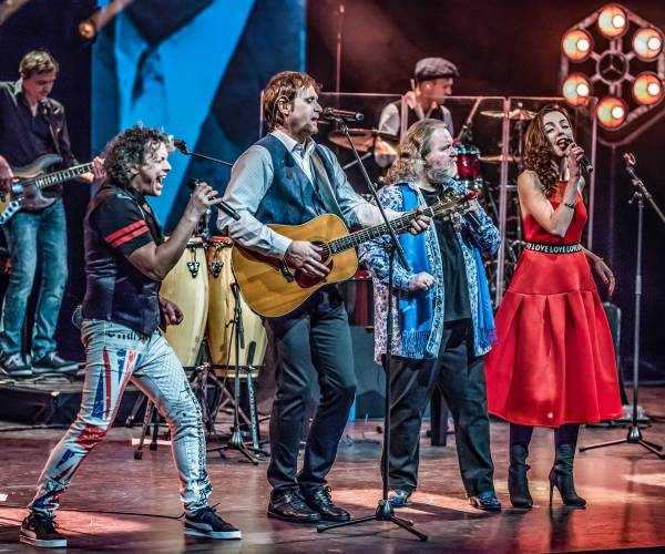 The Best of Britain: Engelse rockhits in Openluchttheater